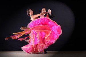 Nauka tańca towarzyskiego w szkole we Wrocławiu