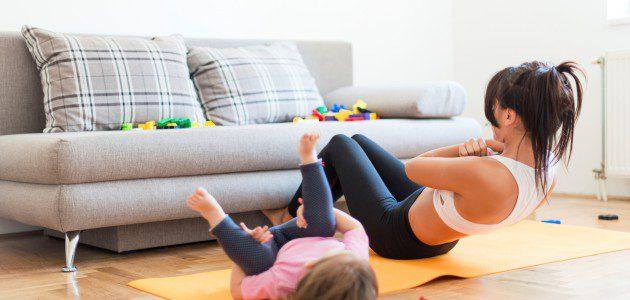 Zajęcia fitness dla mamy i dziecka, fitness wrocław
